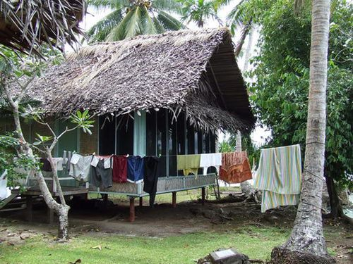 Vacation Home on Papua New Guinea