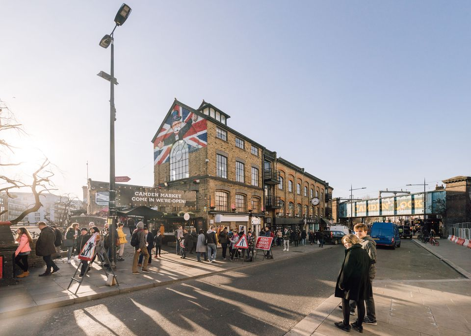 The Complete Guide To London S Camden Market