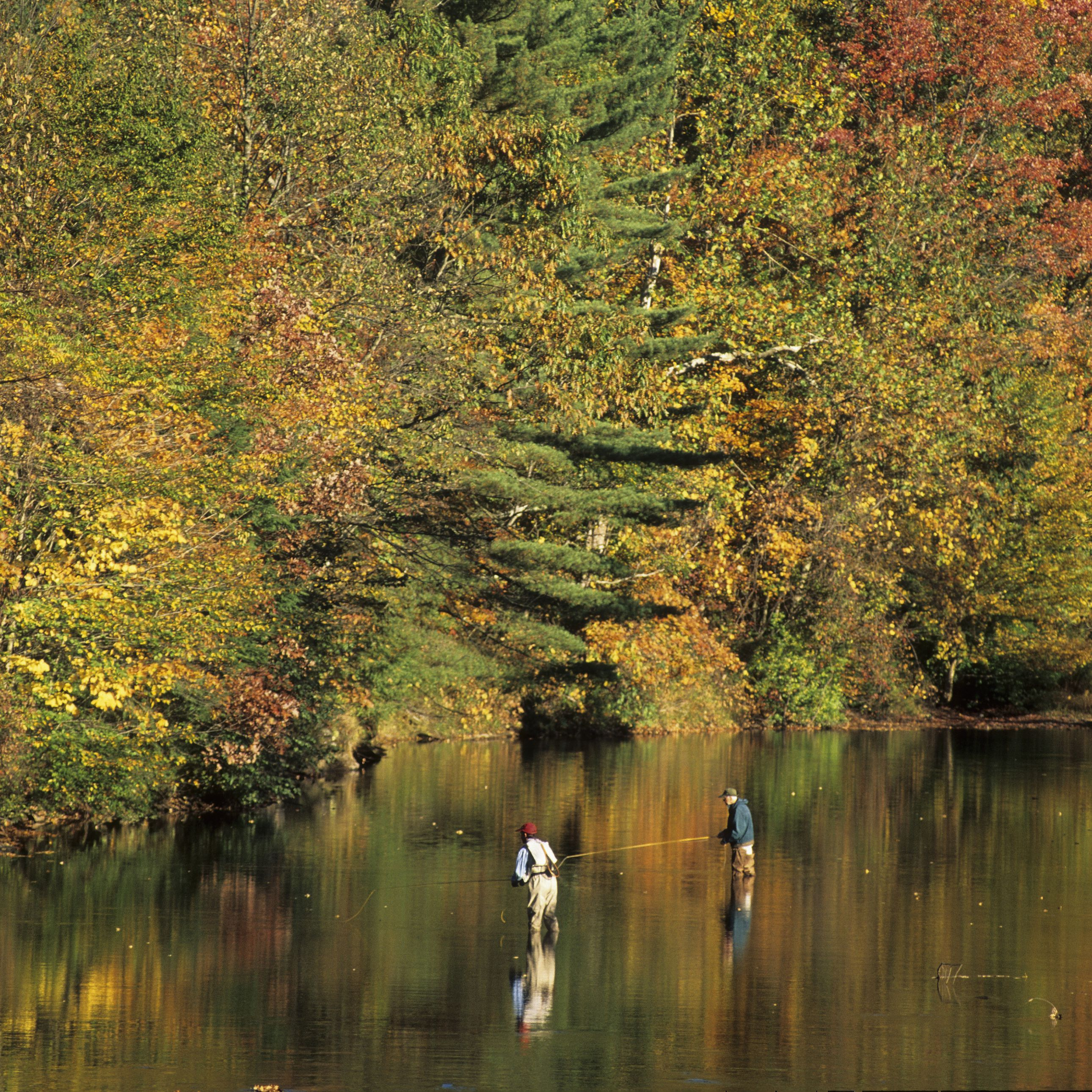 Trout Fishing in Western Pennsylvania