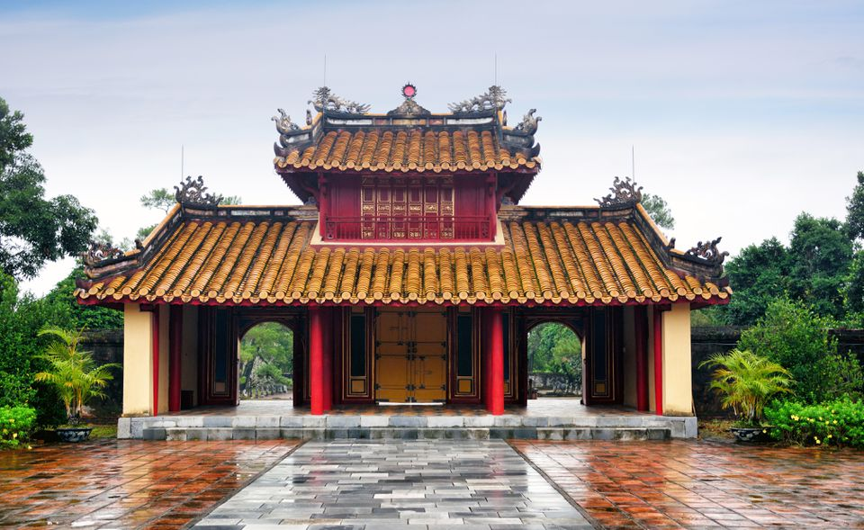 Tomb of Minh Mang, Vietnam