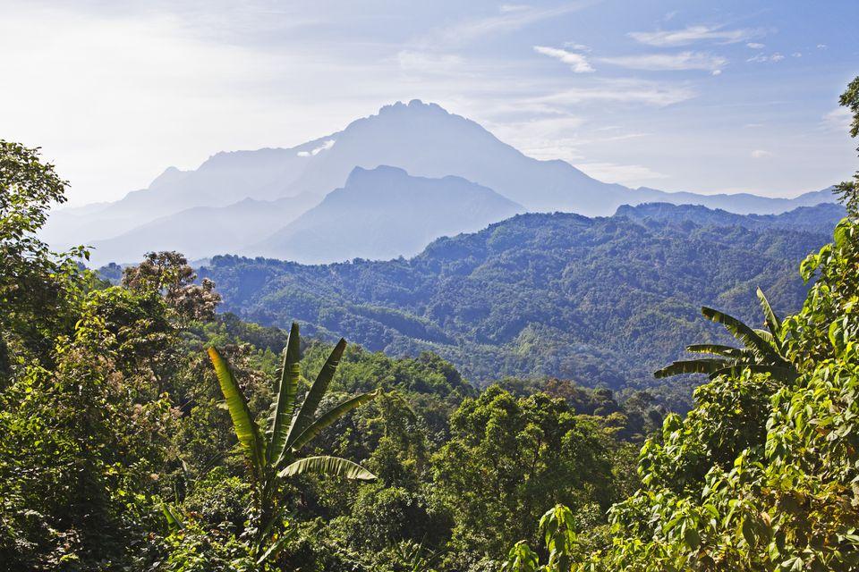 Mount Kinabalu, Sabah, Borneo