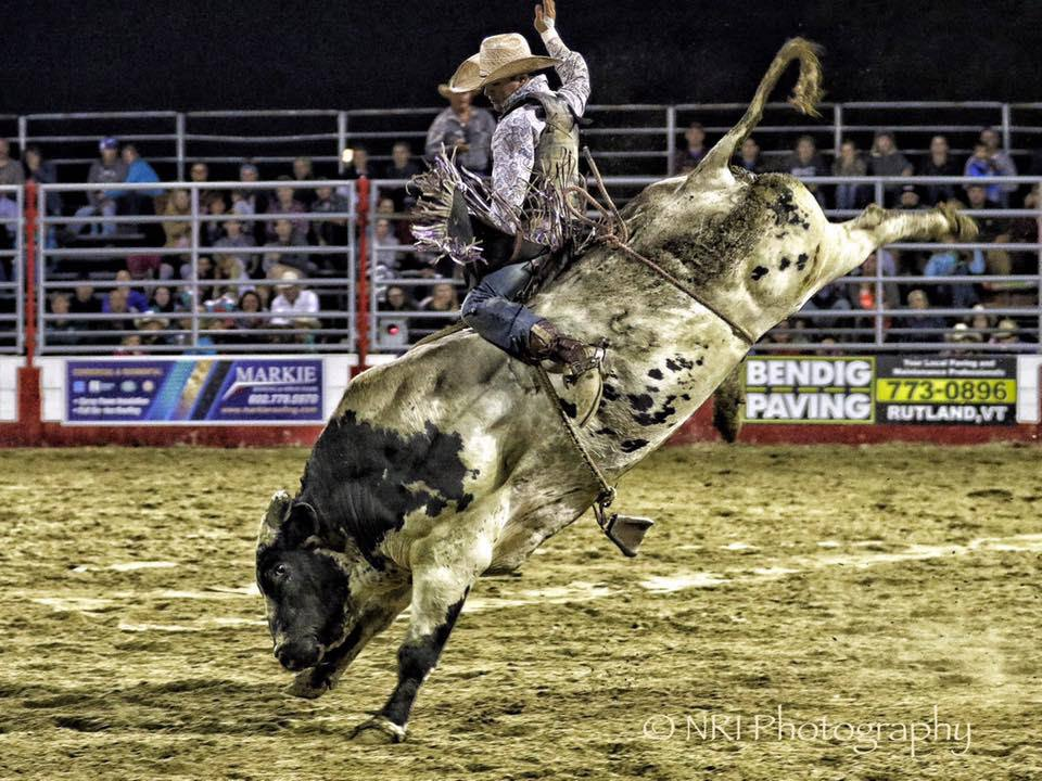 Rodeo in Vermont