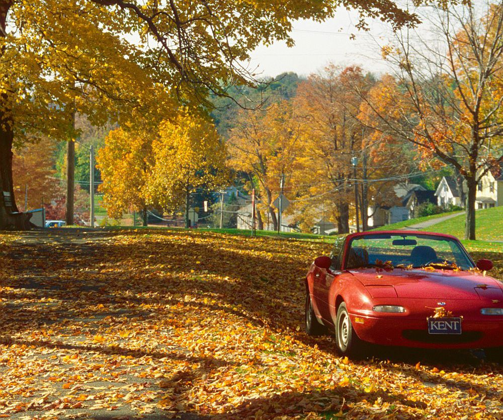 Connecticut Fall Foliage Driving Tours