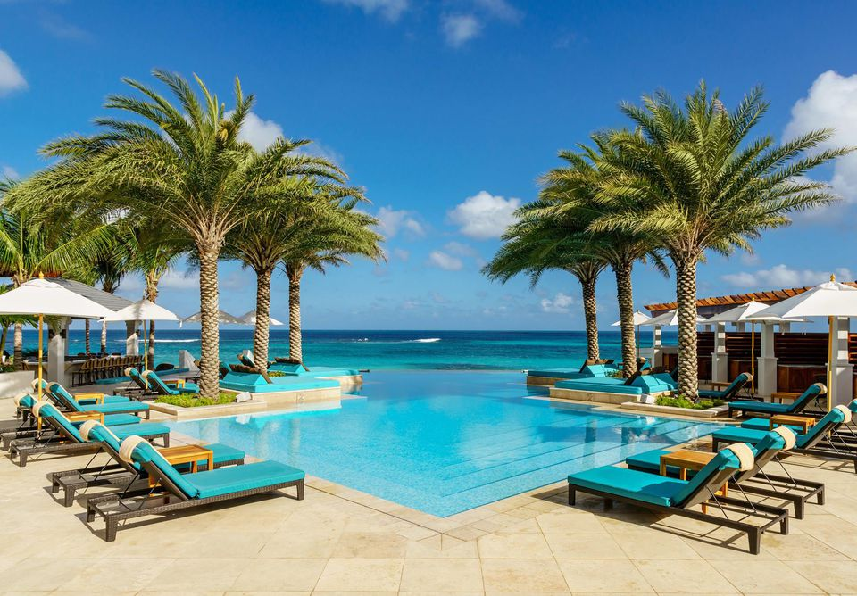 Infinity Pool Beach House With Zemi Beach House Infinity Pool 10 Best Pools In The World