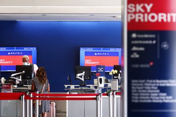 Delta Airlines To Raise Health Insurance Premiums For Unvaccinated Employees