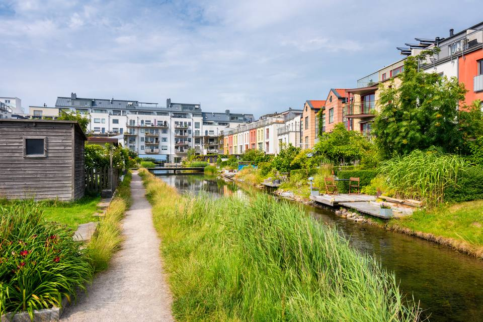 How To Travel Between Stockholm And Malmo In Sweden
