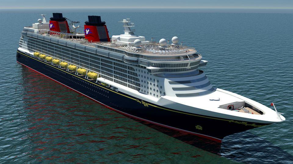 Disney Dream - Disney Cruise Line Disney Dream