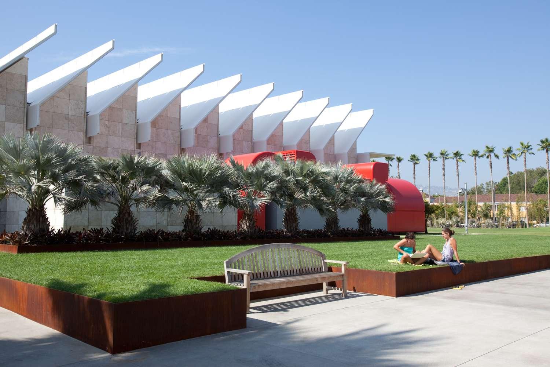 Resnick Pavilion at LACMA