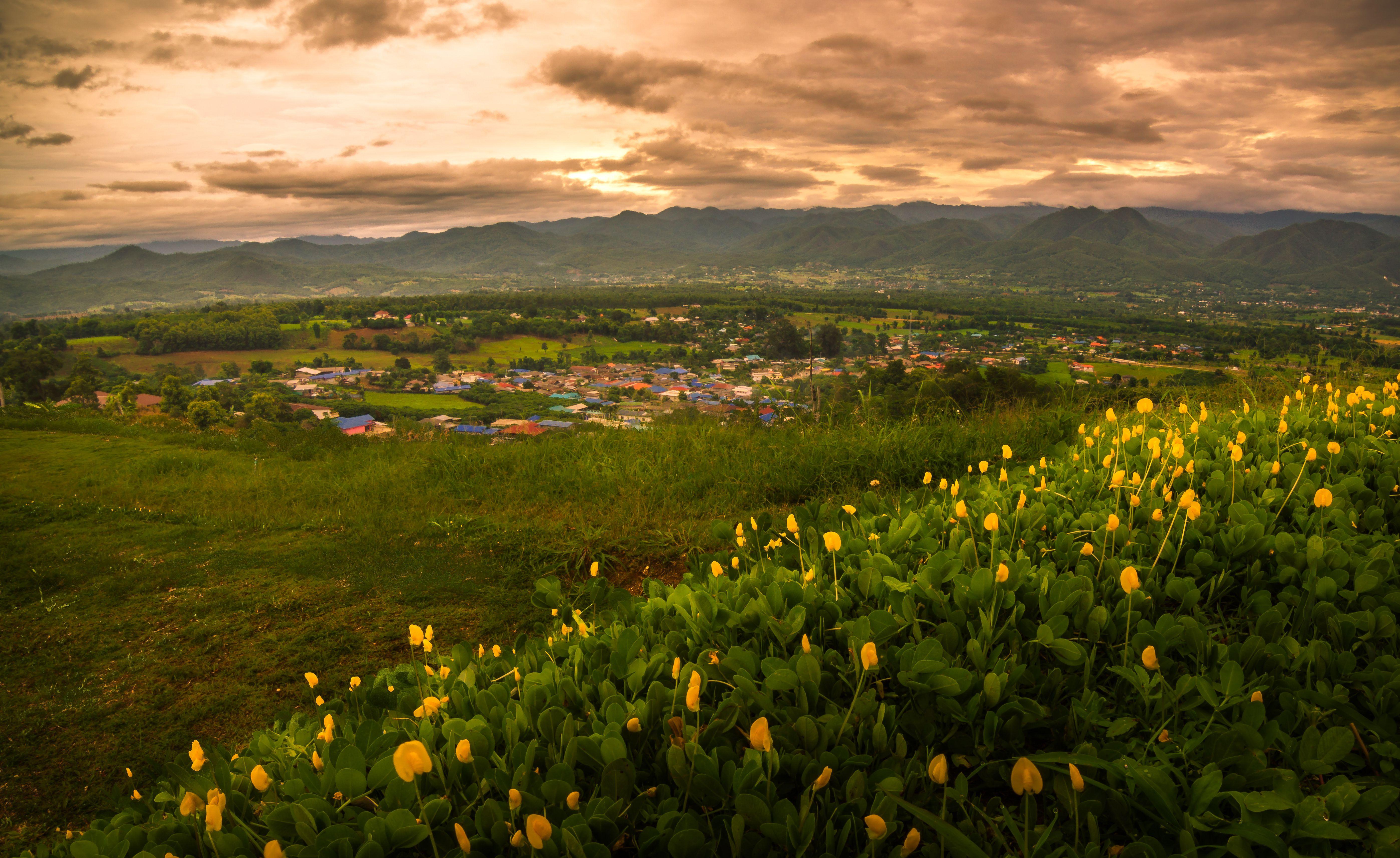 Provincia de Mae Hong Son en Tailandia