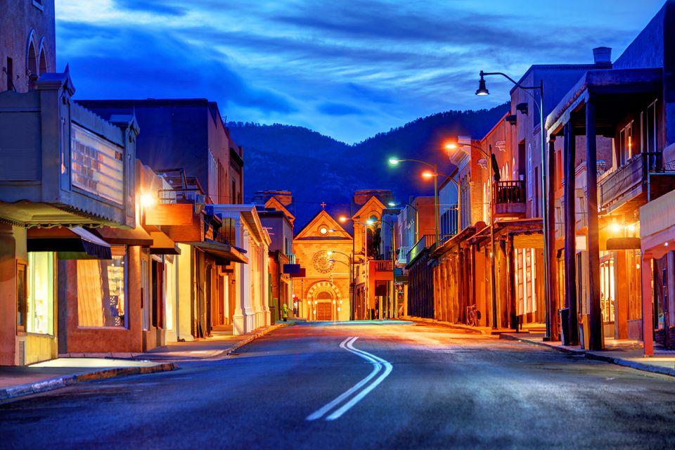 Santa Fe, Nuevo México