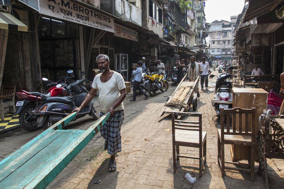 Mutton Street, Chor Bazaar.