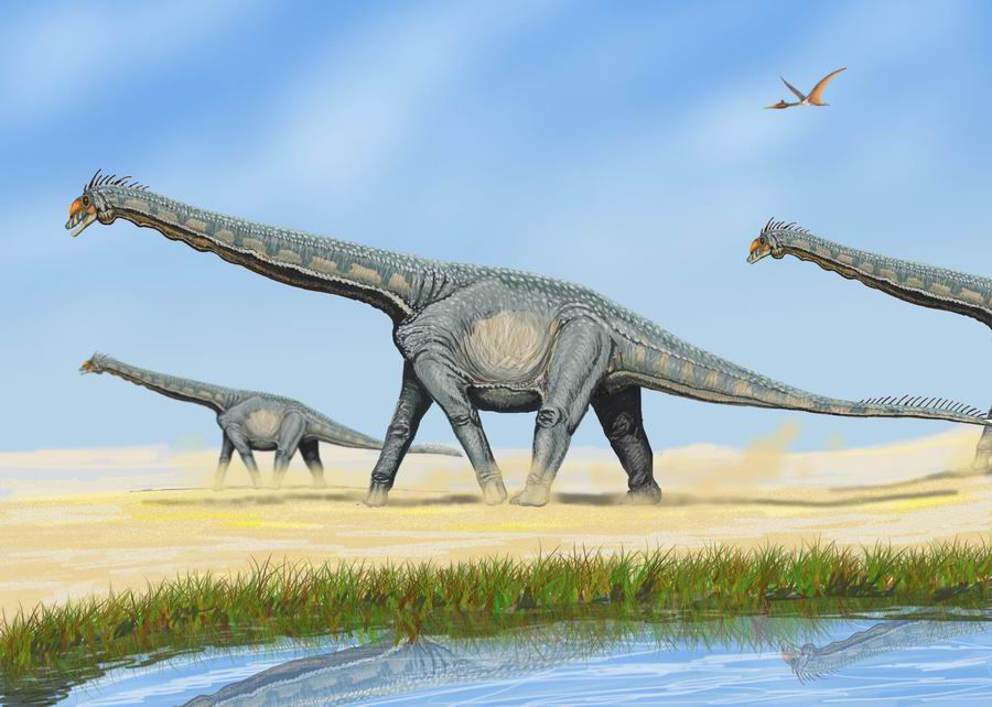 6 Dinosaurs Discovered In New Mexico