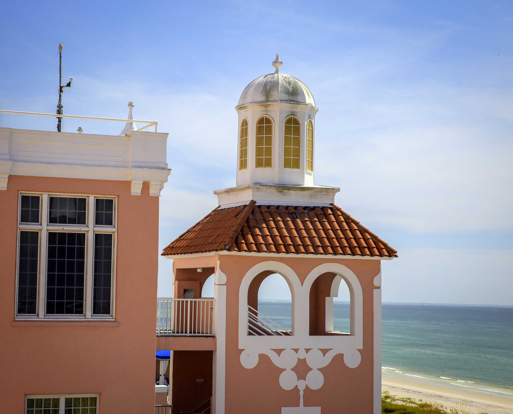 Don Cesar Hotel Passe-A-Grille St. Pete Beach