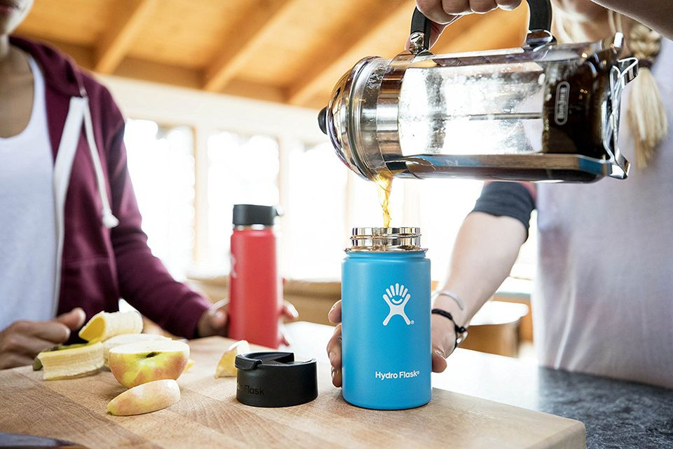 Hydro Flask Double Wall Vacuum Insulated Stainless Steel Water Bottle