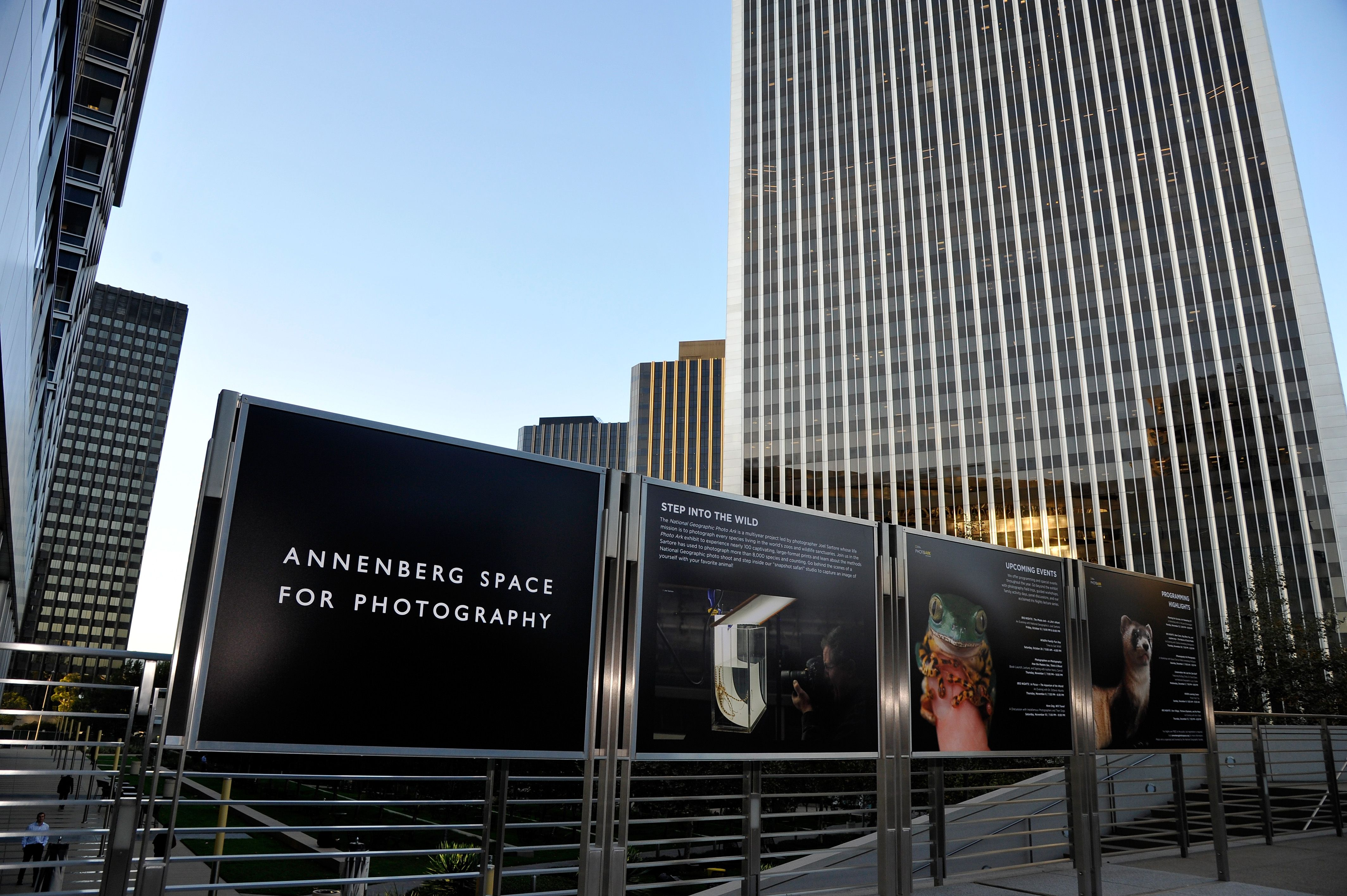 National Geographic Photo Ark Opens At Annenberg Space For Photography