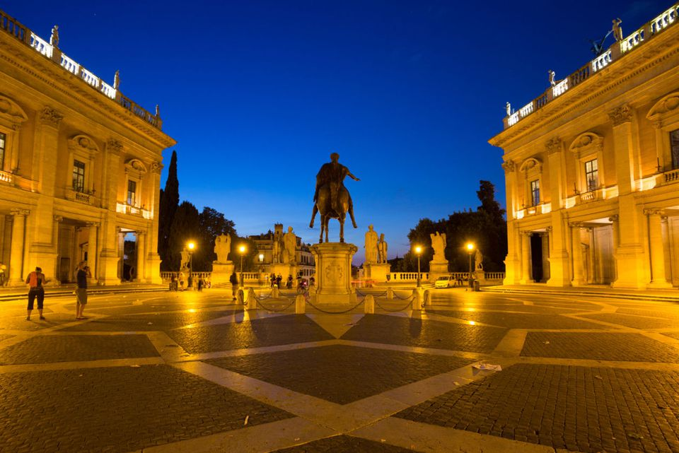 capitoline hill photo