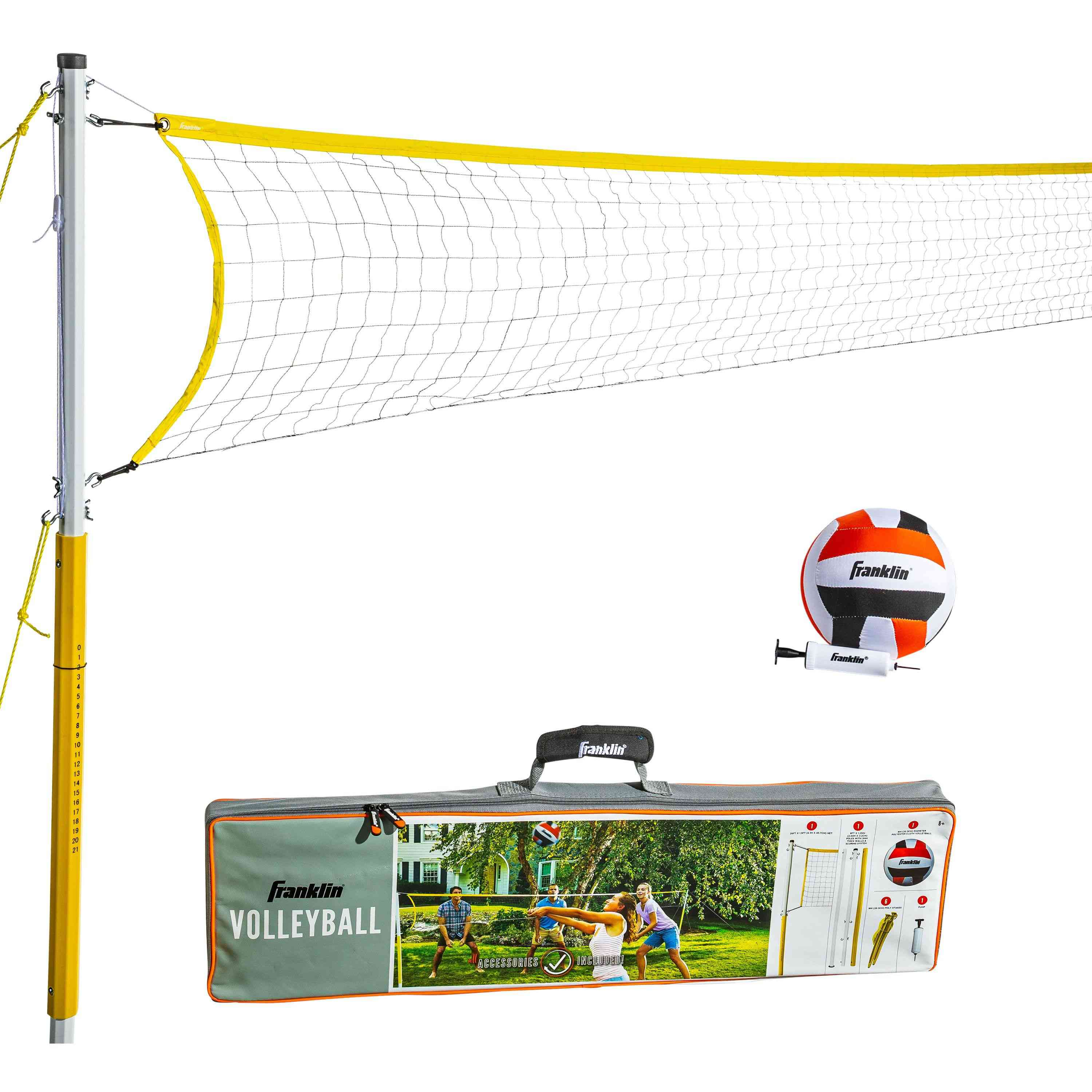Franklin Family Volleyball Set