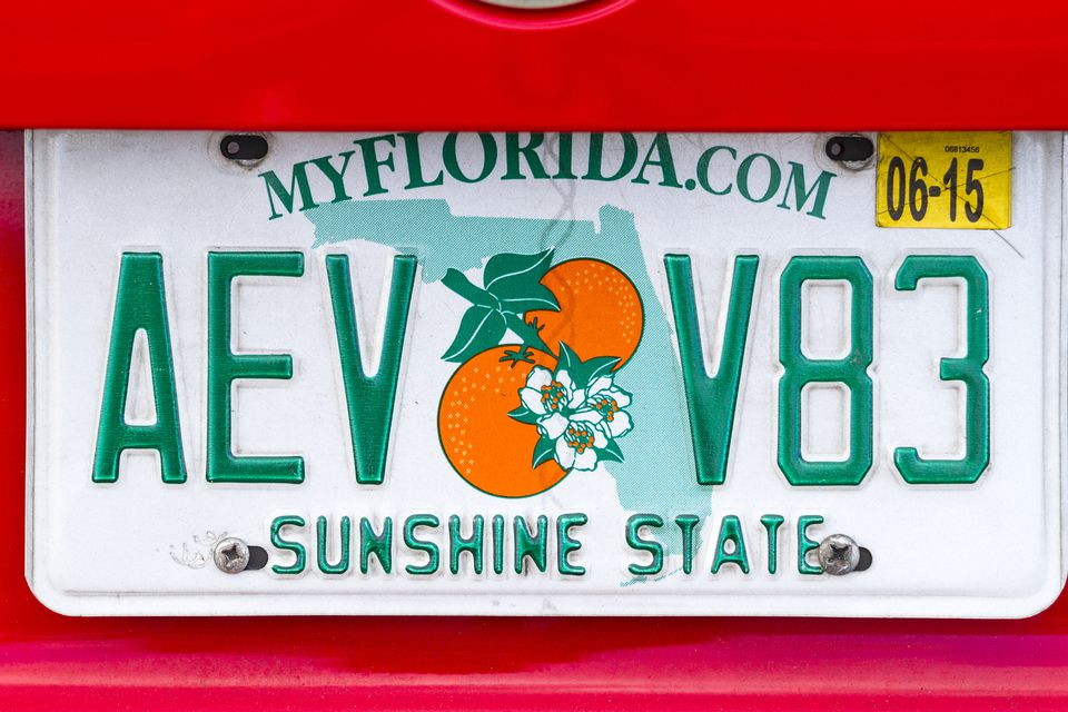 Florida Dmv Registration Renewal >> How To Change An Address On A Florida Driver S License