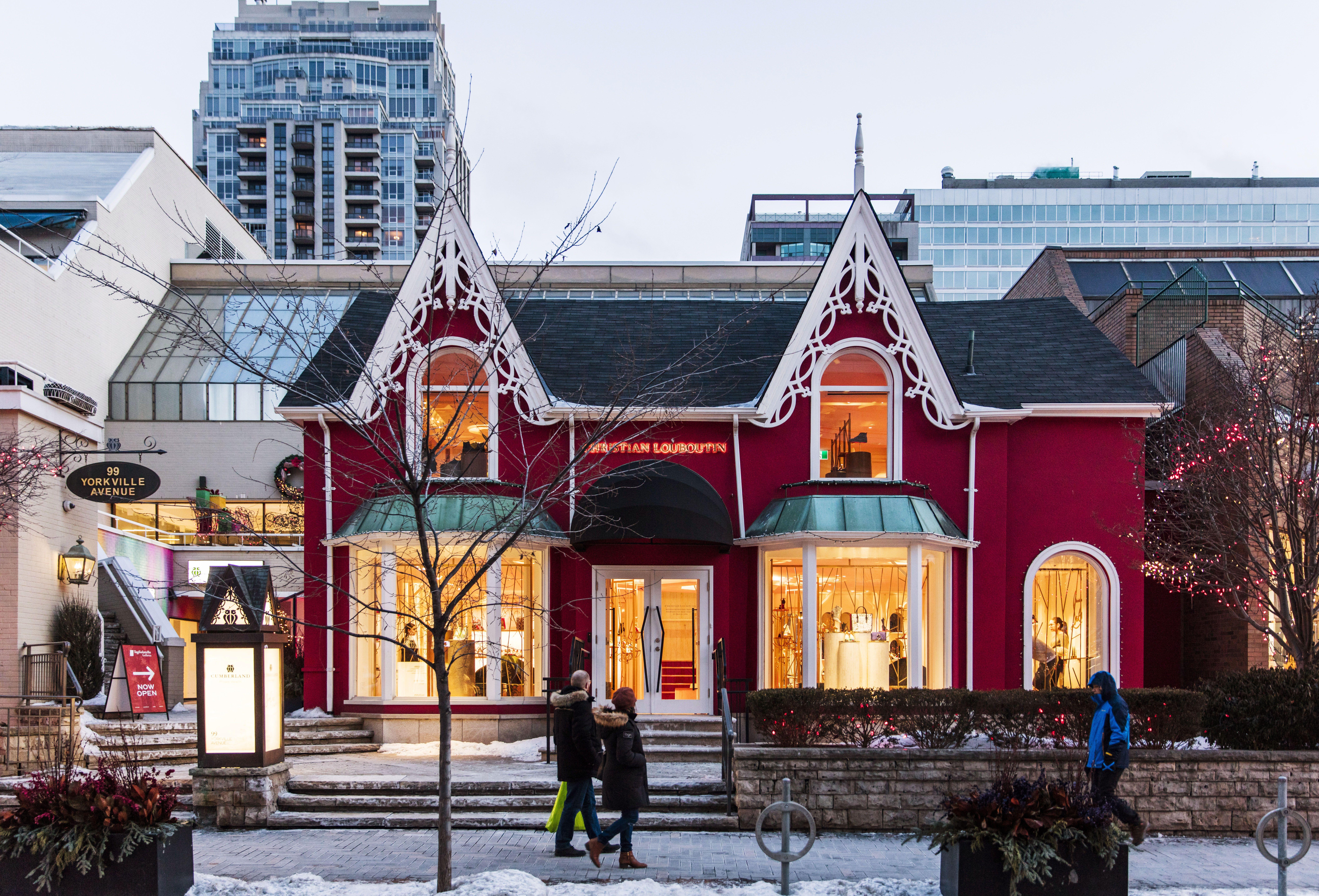 Bloor-Yorkville in Toronto