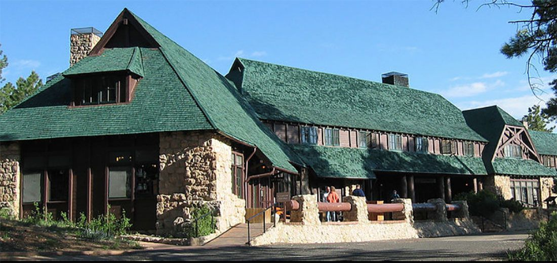 The Lodge at Bryce Canyon