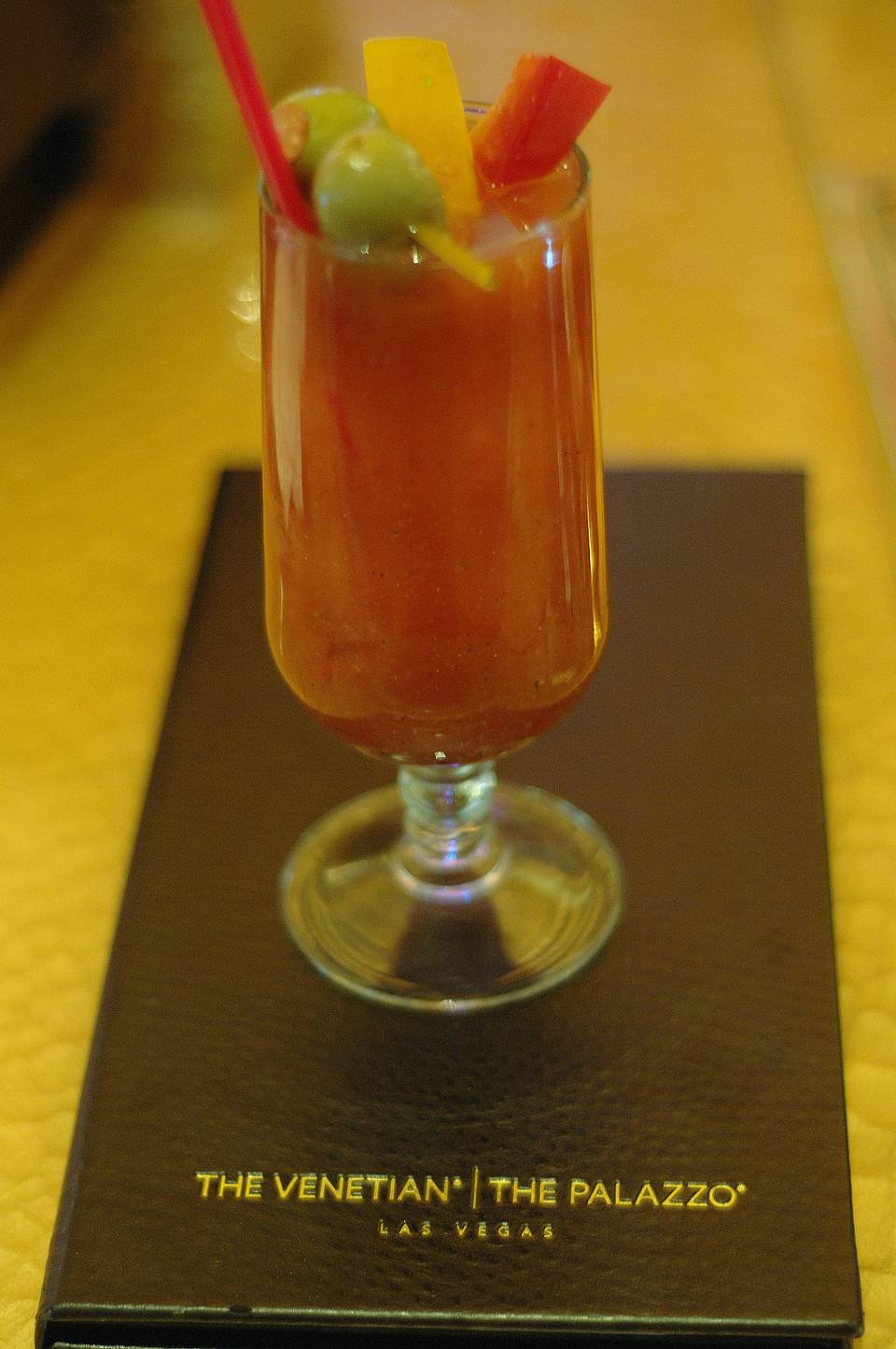 Bloody Mary in Vegas