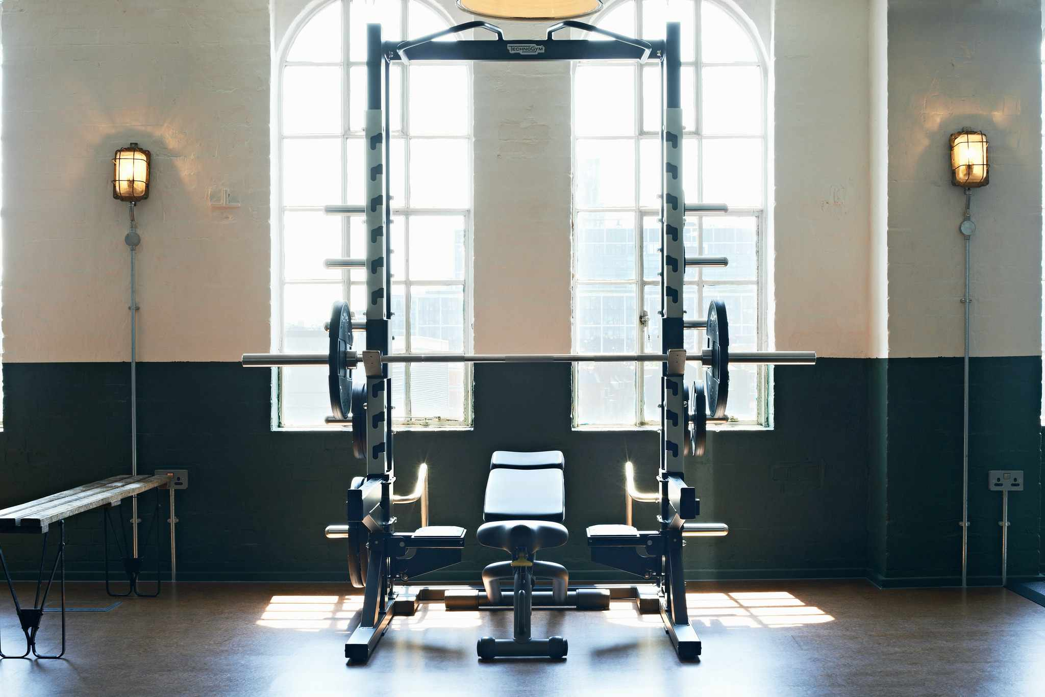 The london edition london hotel with gym fitness centre
