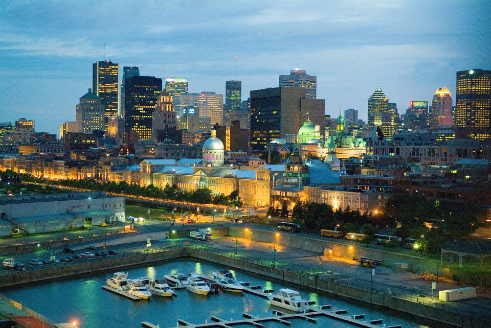 Montreal sister cities include these international destinations.