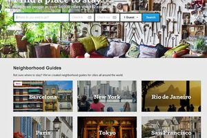 Airbnb.com has become one of the world's most popular accommodations sites.