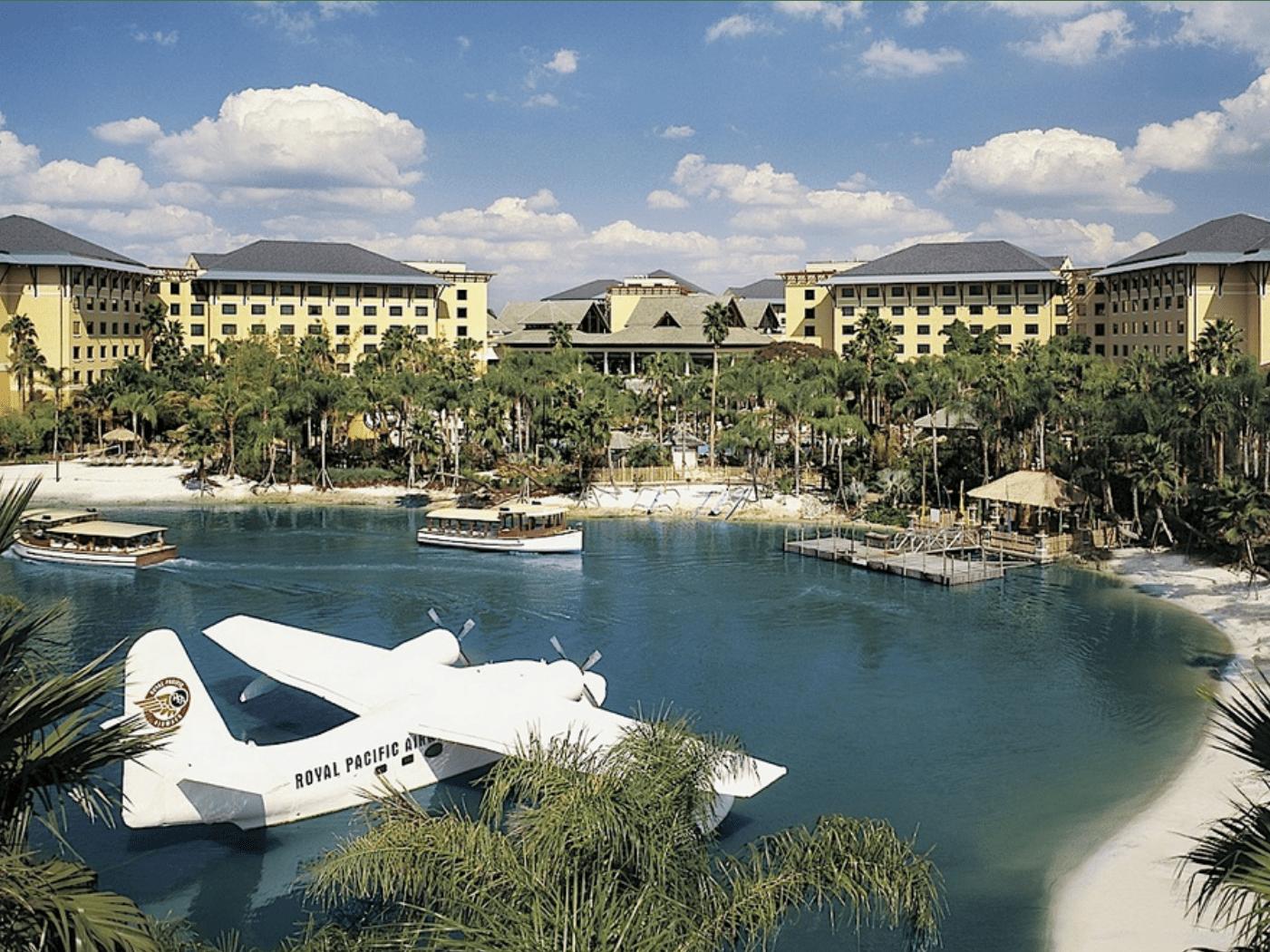 Loews Royal Pacific at Universal Orlando