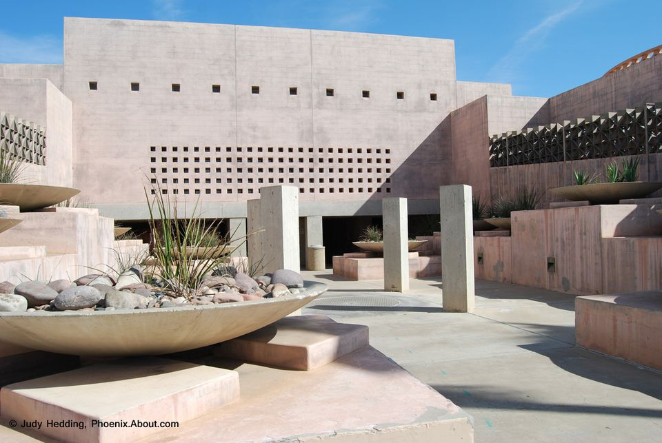 ASU Art Museum in Tempe, Arizona