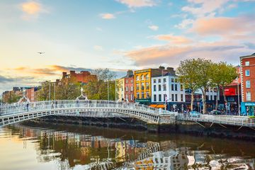 Find the best time to visit Dublin for good weather and fair prices
