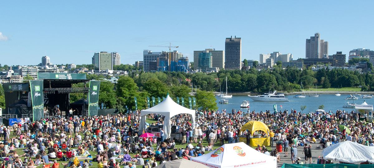 Summer Music Festivals in Vancouver, BC