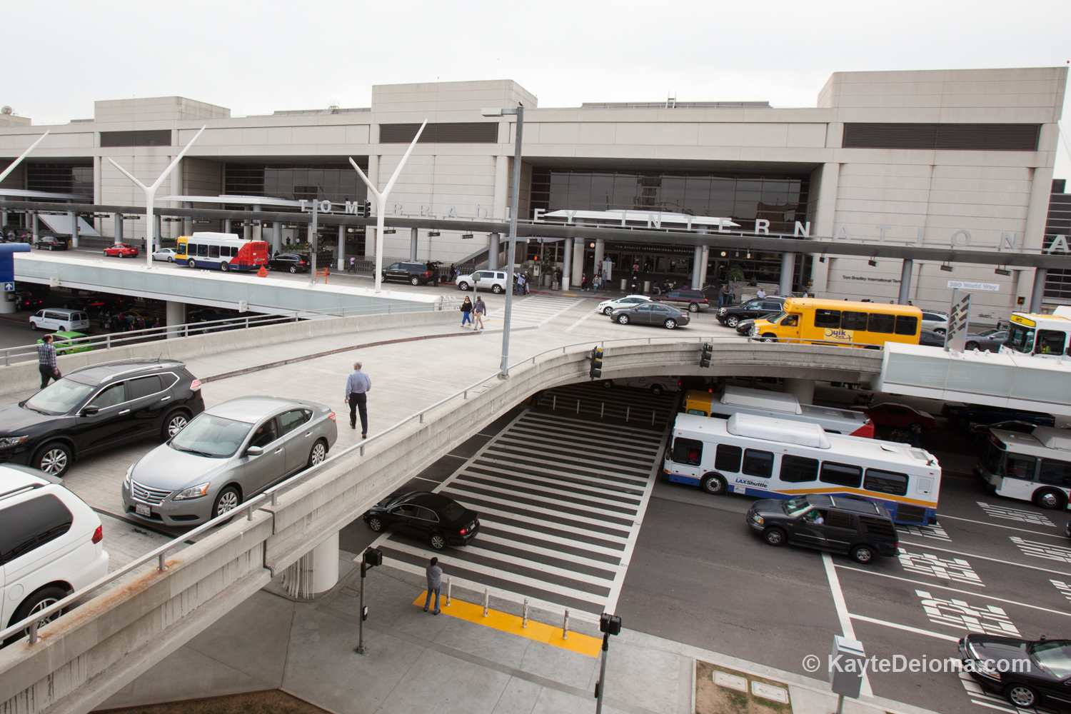 Managing Lax Los Angeles Airport Guide