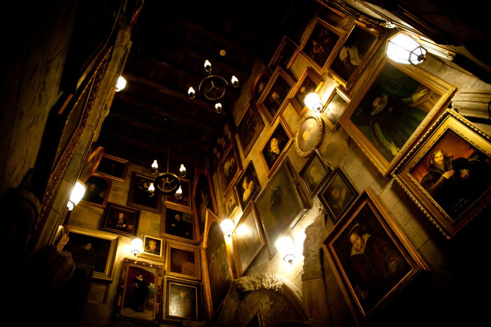 Review Of Harry Potter And The Forbidden Journey Ride