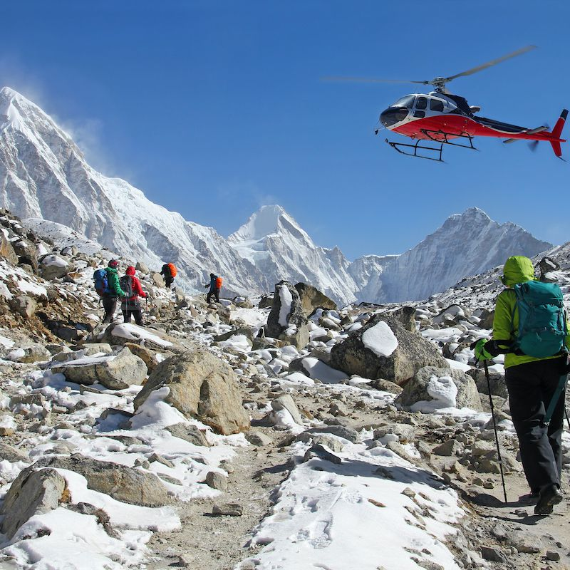 How Global Rescue Differs From Regular Adventure Travel Insurance
