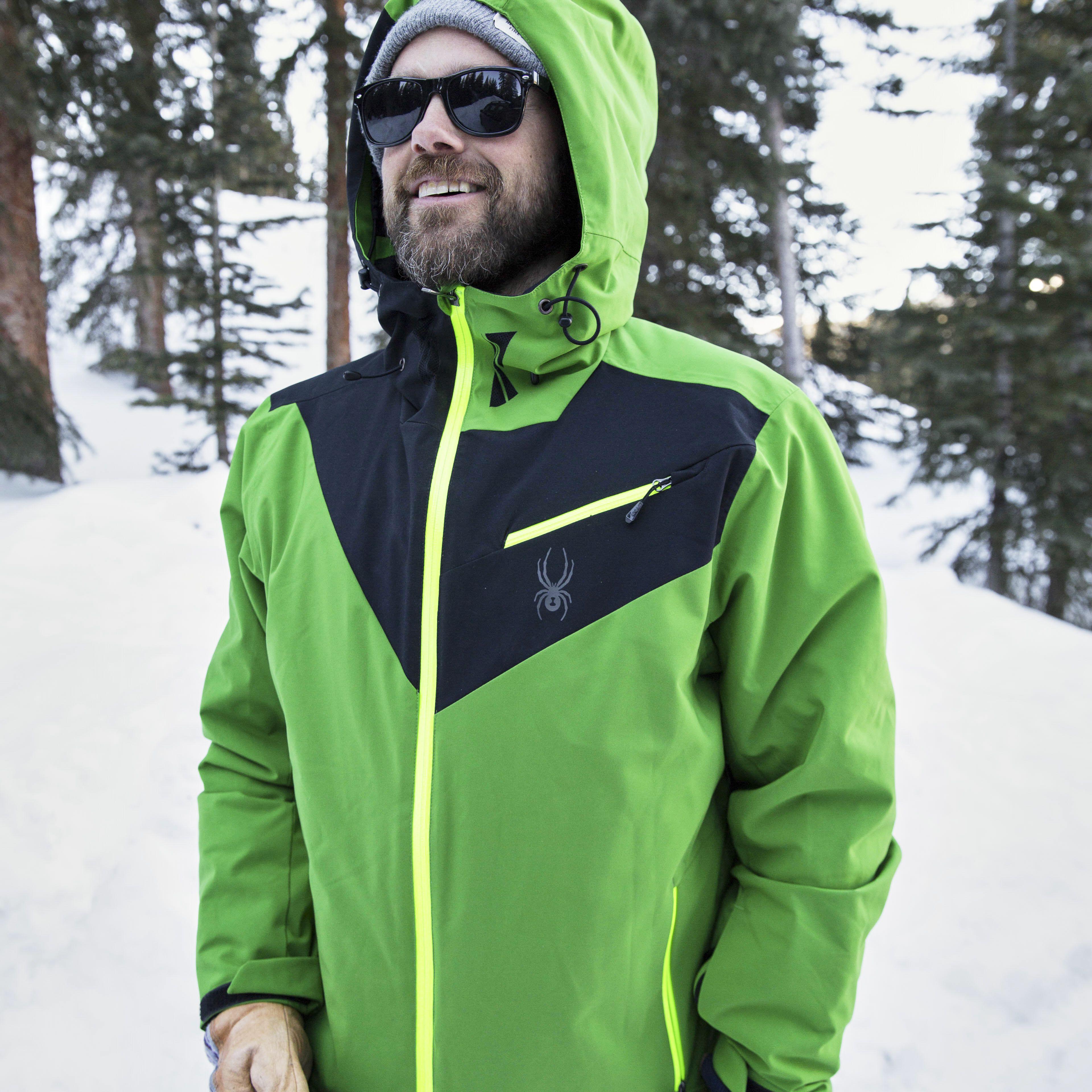 61124ea5a The 7 Best Men's Ski Jackets of 2019