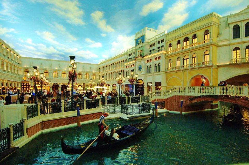 If You Embrace The Ism Behind Singing Gondoliers On Gondolas At Venetian In Las Vegas Will Have A Good Time