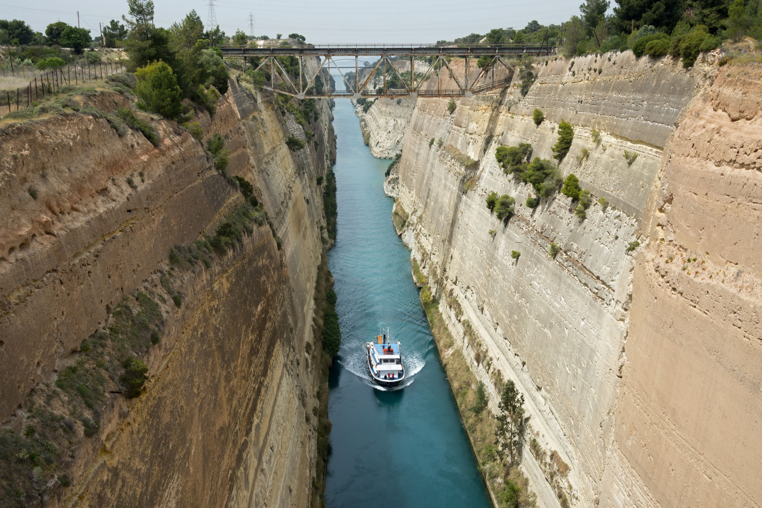 Greece's Corinth Canal: The Complete Guide