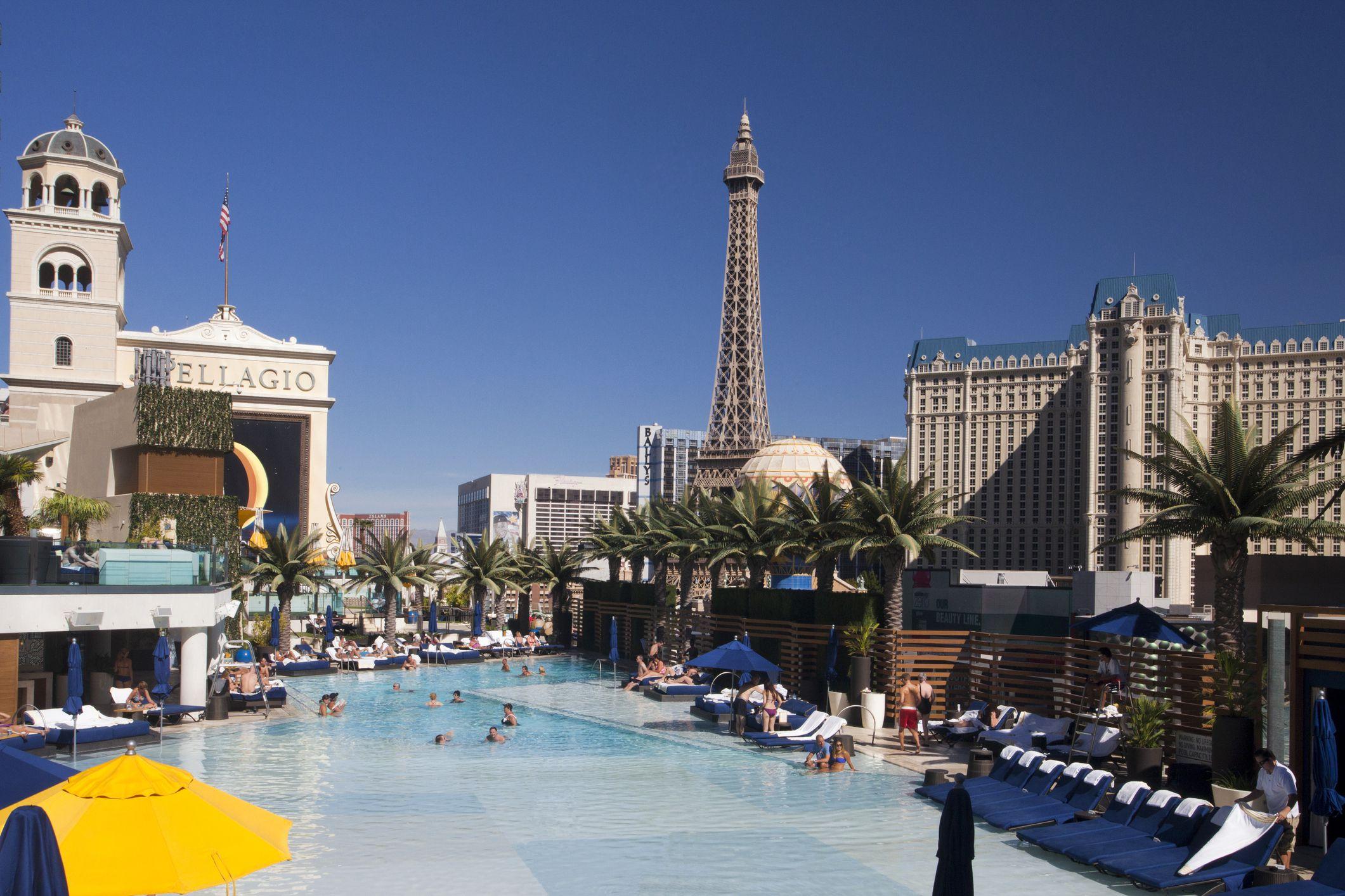 Zeit In Las Vegas