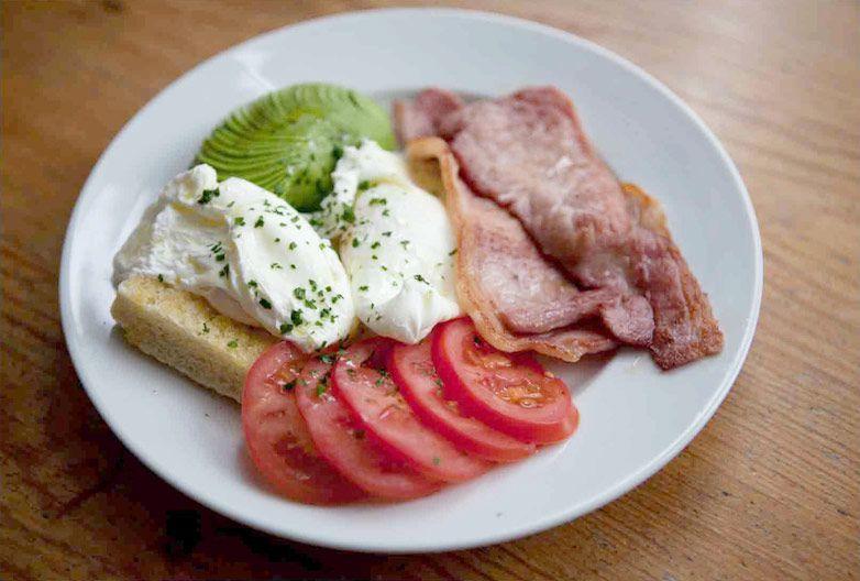 Blandford's breakfast