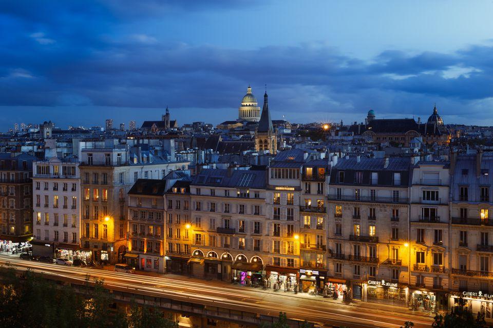 Quai Saint-Michel, Paris