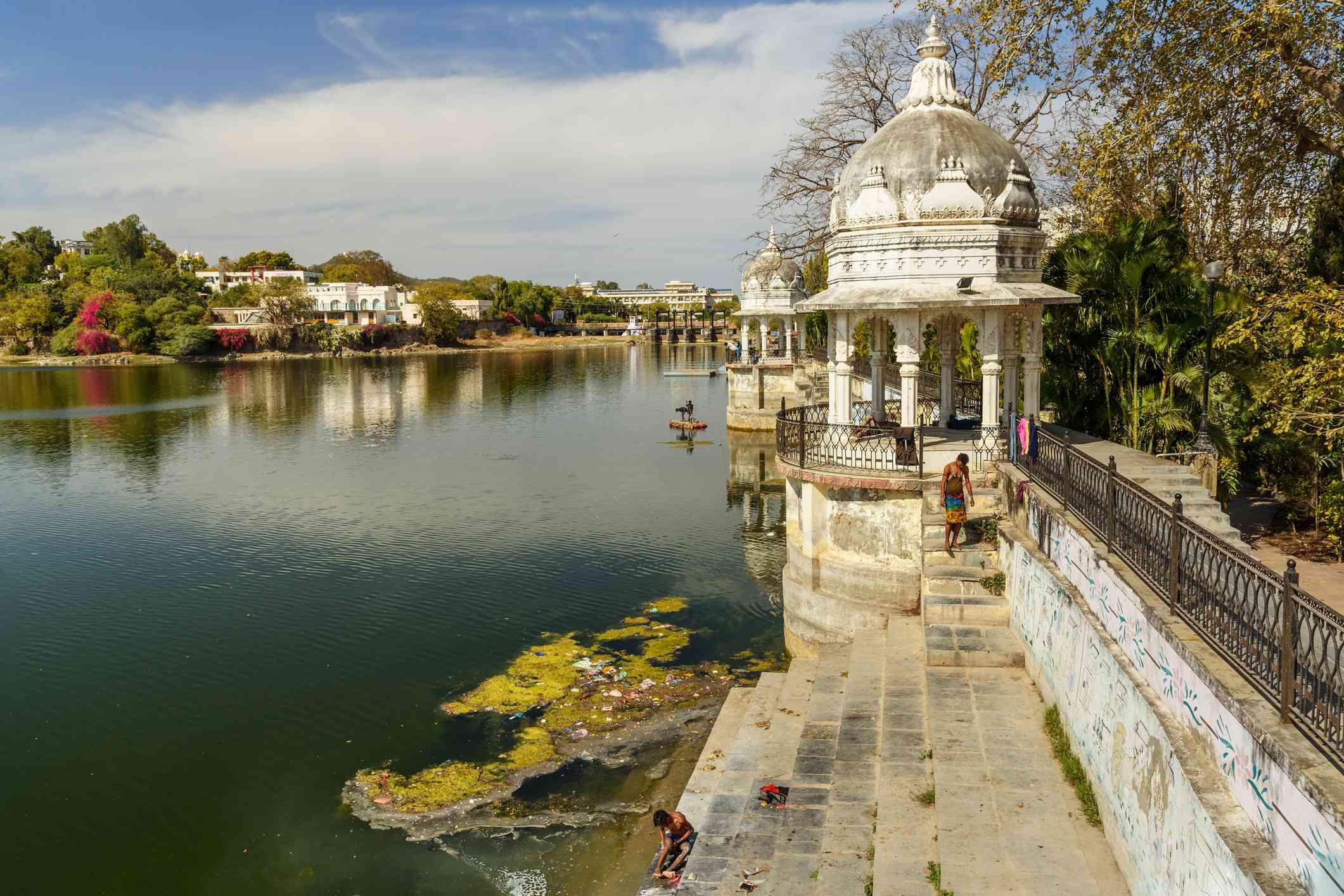 Swaroop Sagar Lake