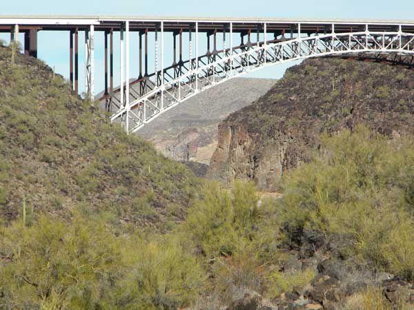 Burro Creek Bridge