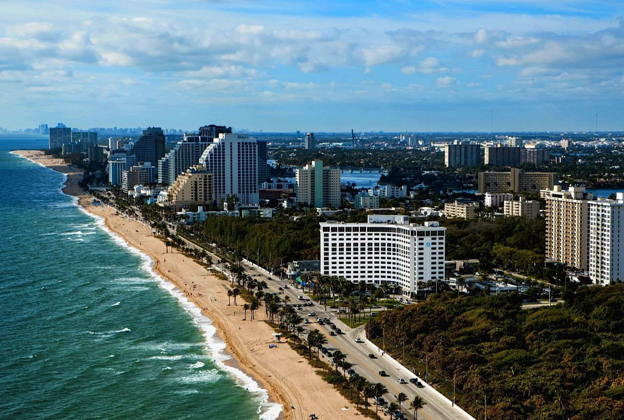 Fort Lauderdale United States Beaches