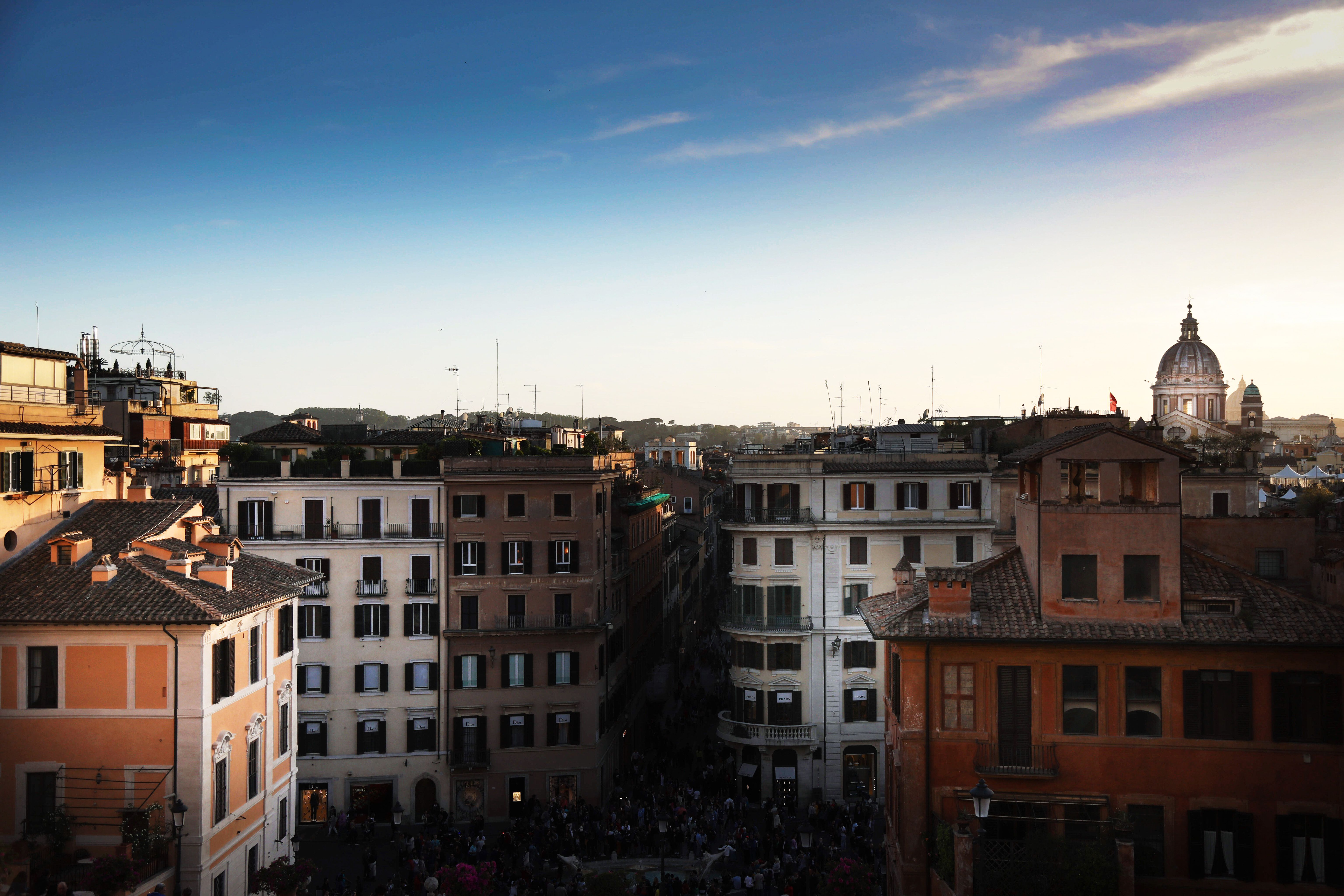 Rome Subway Map To Trevi Fountain Spanish Steps.10 Neighborhoods You Need To Know In Rome