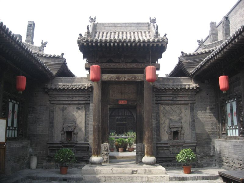 Yide hotel in Pingyao