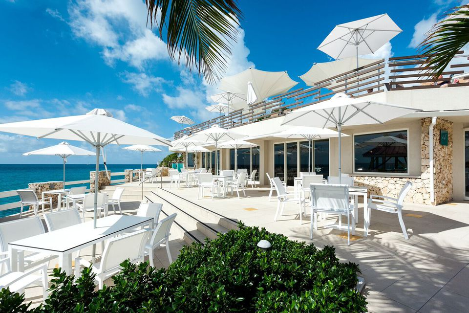 The Point restaurant, Sonesta Ocean Point Resort
