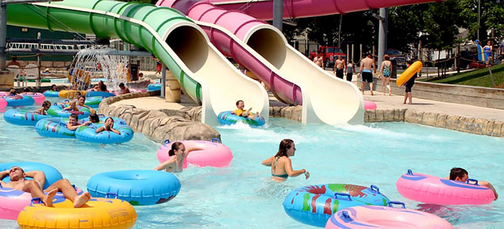 5 Great Amusement and Water Parks in Delaware