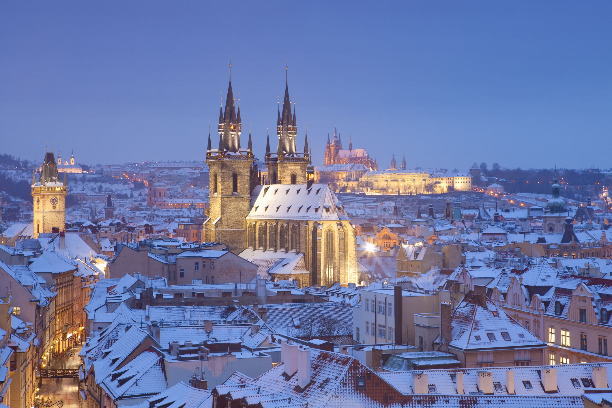 Visiting Prague in Winter: Weather, Events, What to Pack