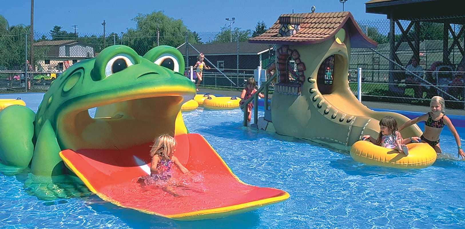 Carousel Water & Fun Park Pennsylvania